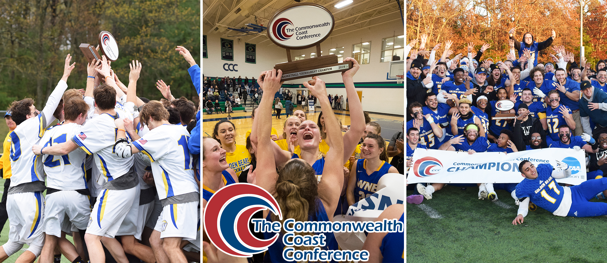 Western New England Women & Men Both Finish 4th in Final CCC All-Sport Trophy Standings