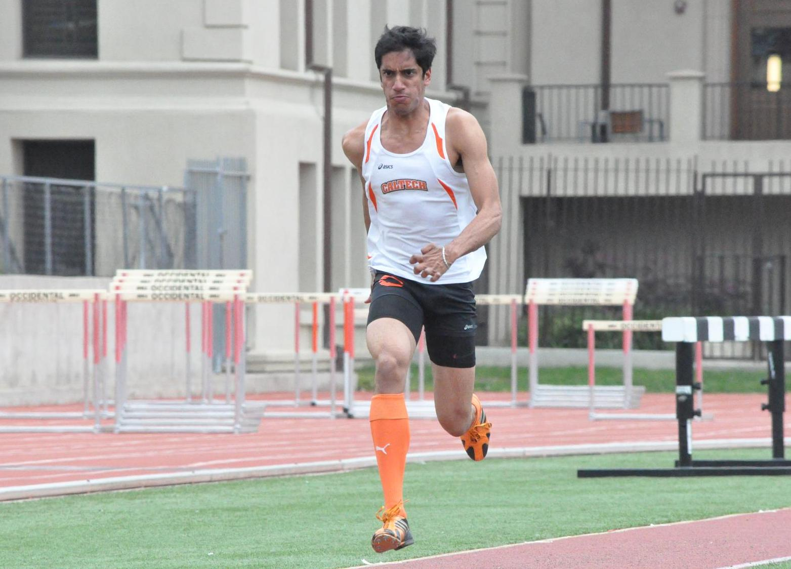 Men's Track & Field Beats Chapman Second Straight Year