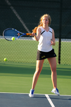 WildCat Women's Tennis Tames Ferrum College in 7-2 Win