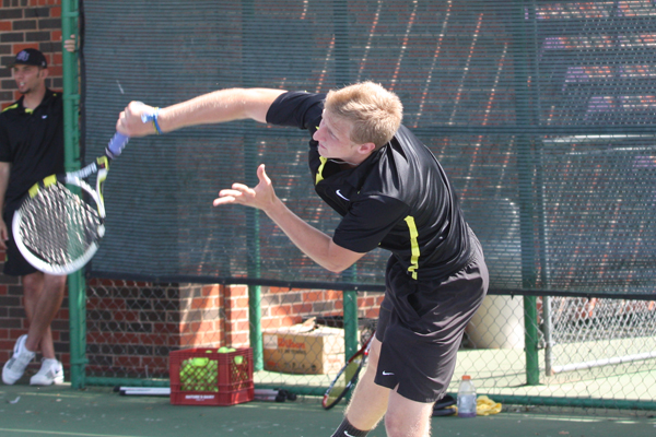 Cowboys Fall In ASC Tennis Tournament