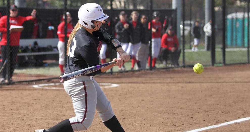 Broncos Win Big vs. Stony Brook in Game One of Doubleheader