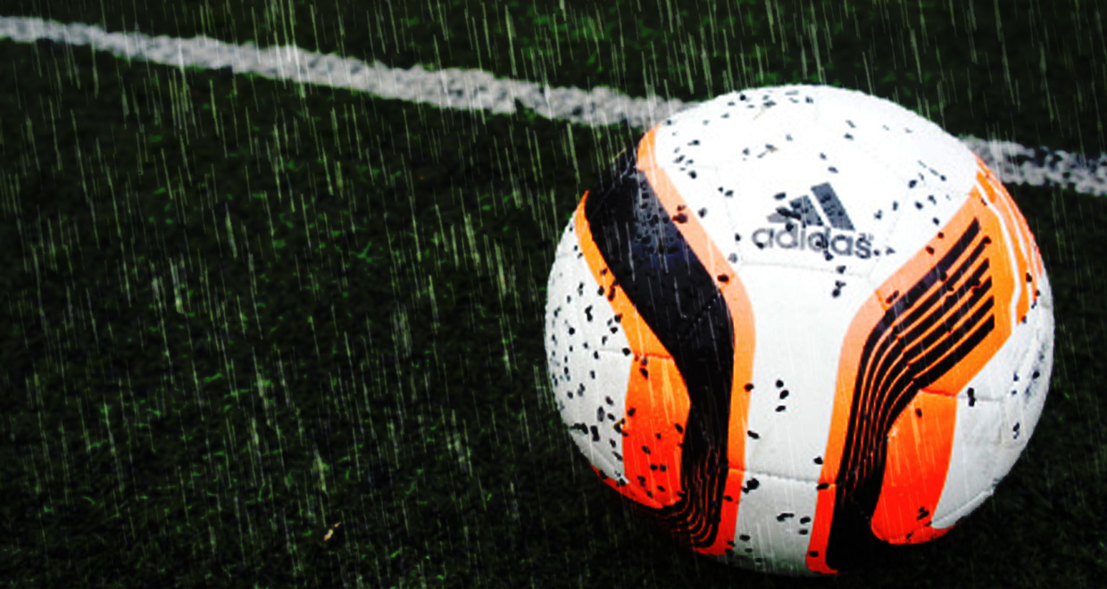 Women's Soccer match called due to lightning