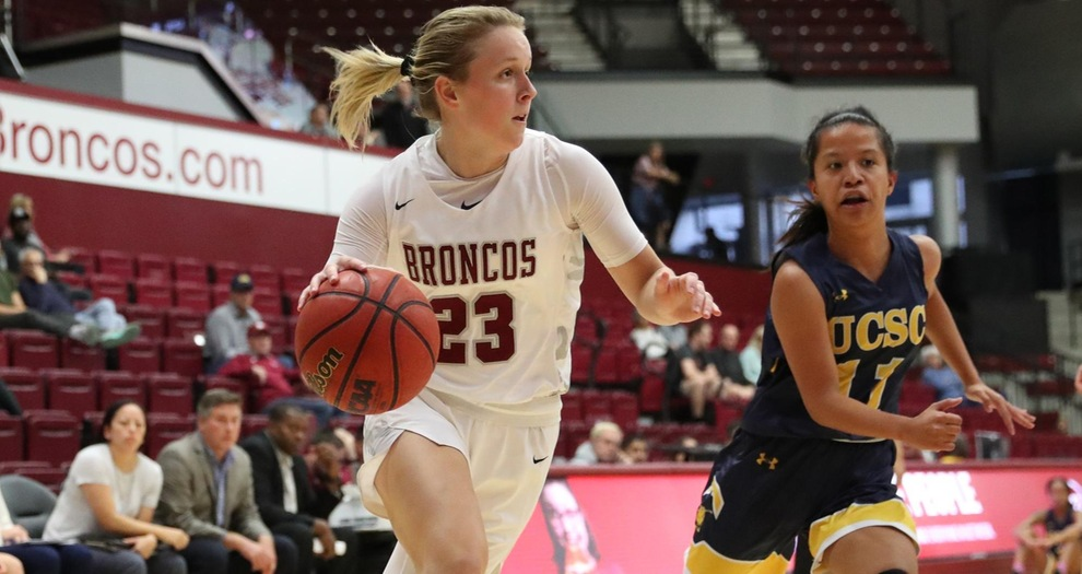 Women's Basketball Travels to Arizona Friday