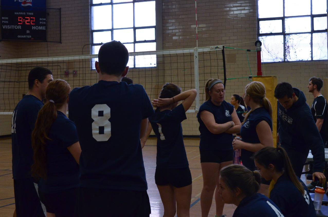 2014 15 extramural volleyball photos niagara college for Extra mural classes