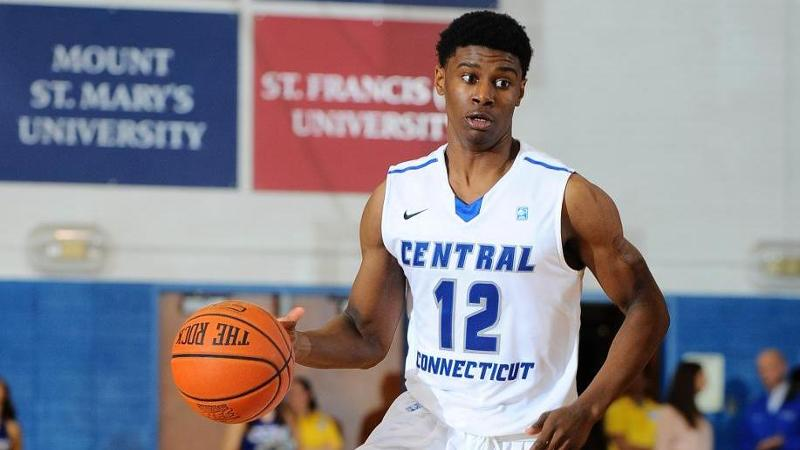 Balanced Attack Leads CCSU to Home Win