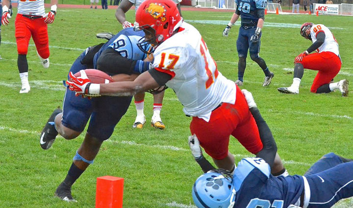 Ferris State Football Dominates Northwood In Decisive Road Victory
