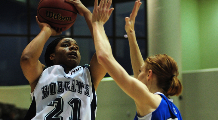 Bobcat Women's Basketball Opens Season with Win, 65-61