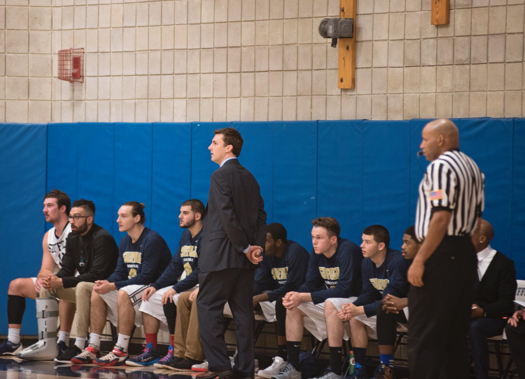 Men's Basketball Welcomes Johnson & Wales Saturday