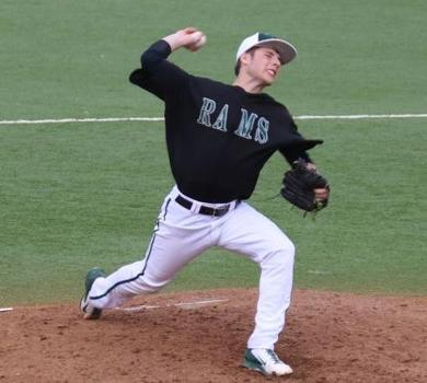 Rams Split Skyline DH with Rival Old Westbury