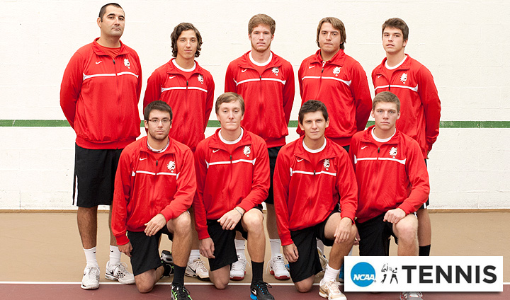 Ferris State Men's Tennis Earns 18th NCAA Bid; To Face Rockhurst This Saturday