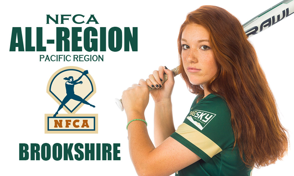 BROOKSHIRE BECOMES 4TH FRESHMAN IN PROGRAM HISTORY TO BE NAMED ALL-REGION