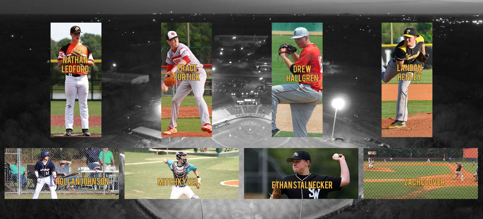 Trojan Baseball Adds Eight for 2019-20