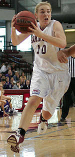 Cozad Named WCC Player of Week For Fourth Time