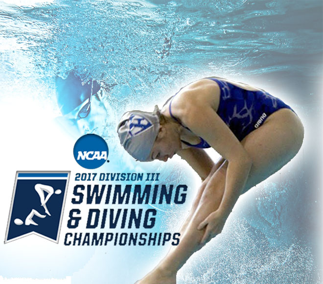 2017 NCAA DIII Swimming & Diving Championships recap