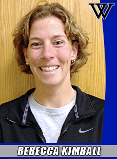 Wellesley Hires Rebecca Kimball as Director of Sports Performance & Fitness