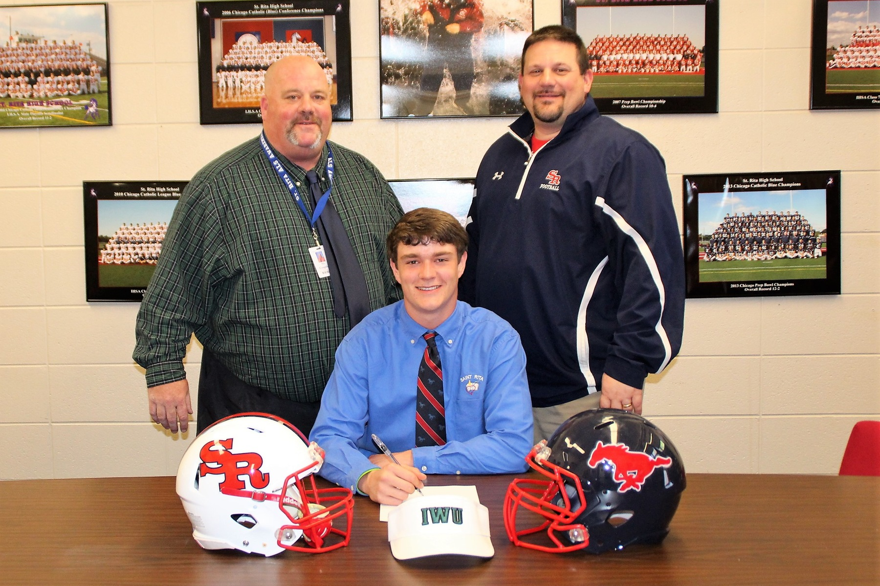 Another Senior Signs Letter of Intent