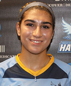 Bianca Robbins, Roger Williams, Women's Soccer, Rookie of the Week