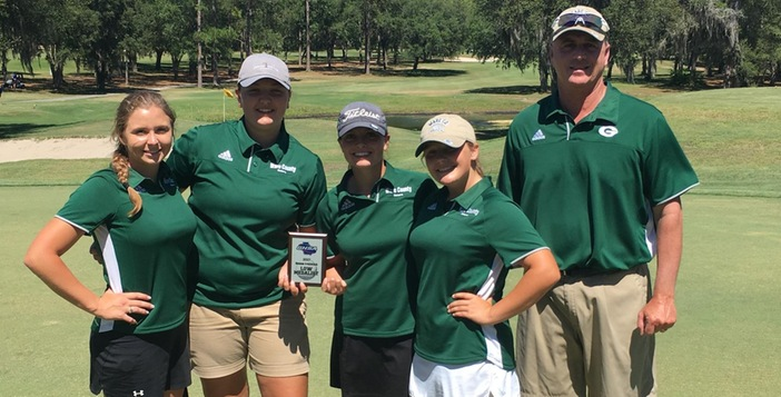 Lady Gator Golf Team Grabs Region Runner-Up