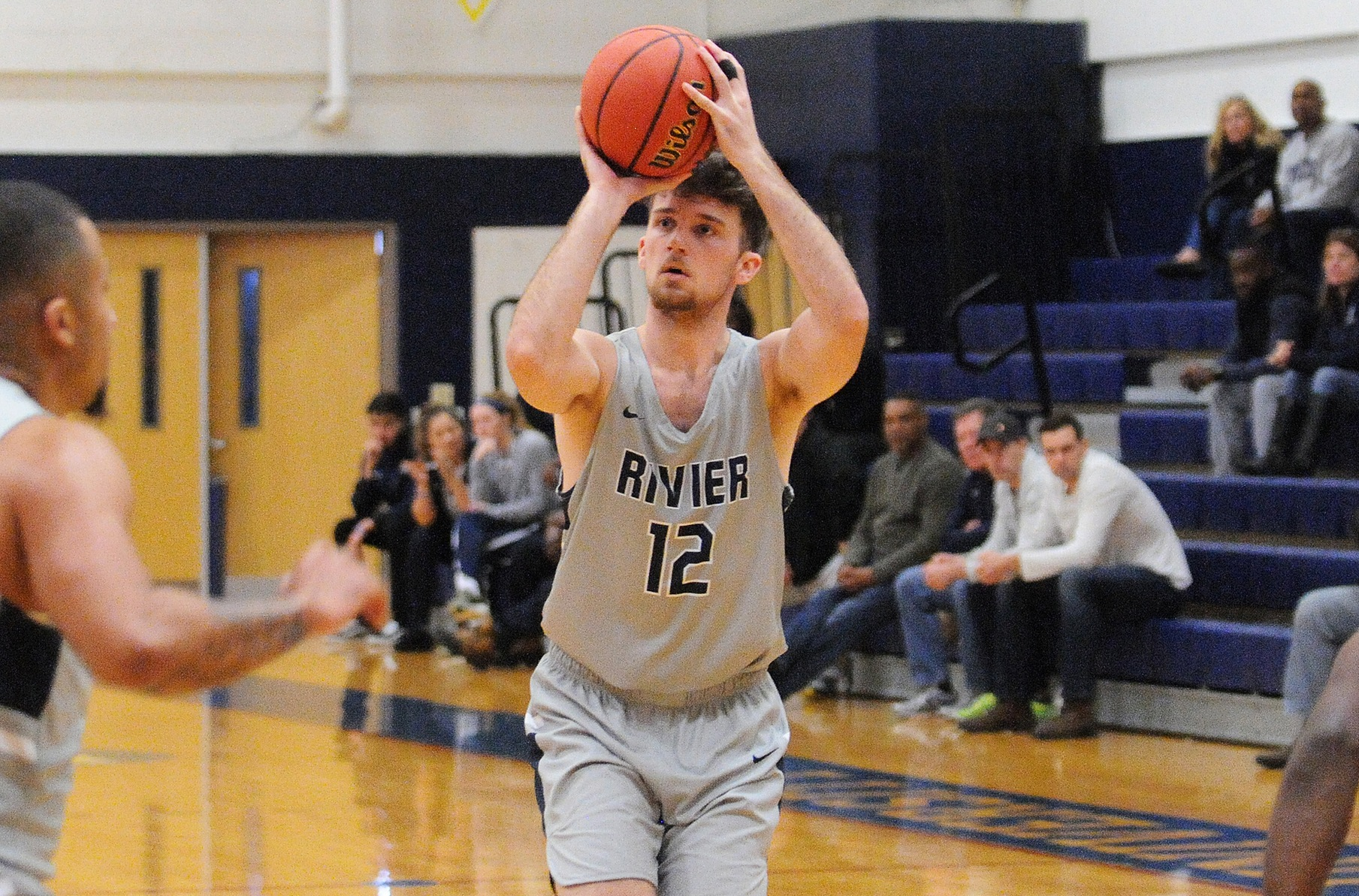 Men's Basketball: Raiders fall to Colby-Sawyer, 111-76