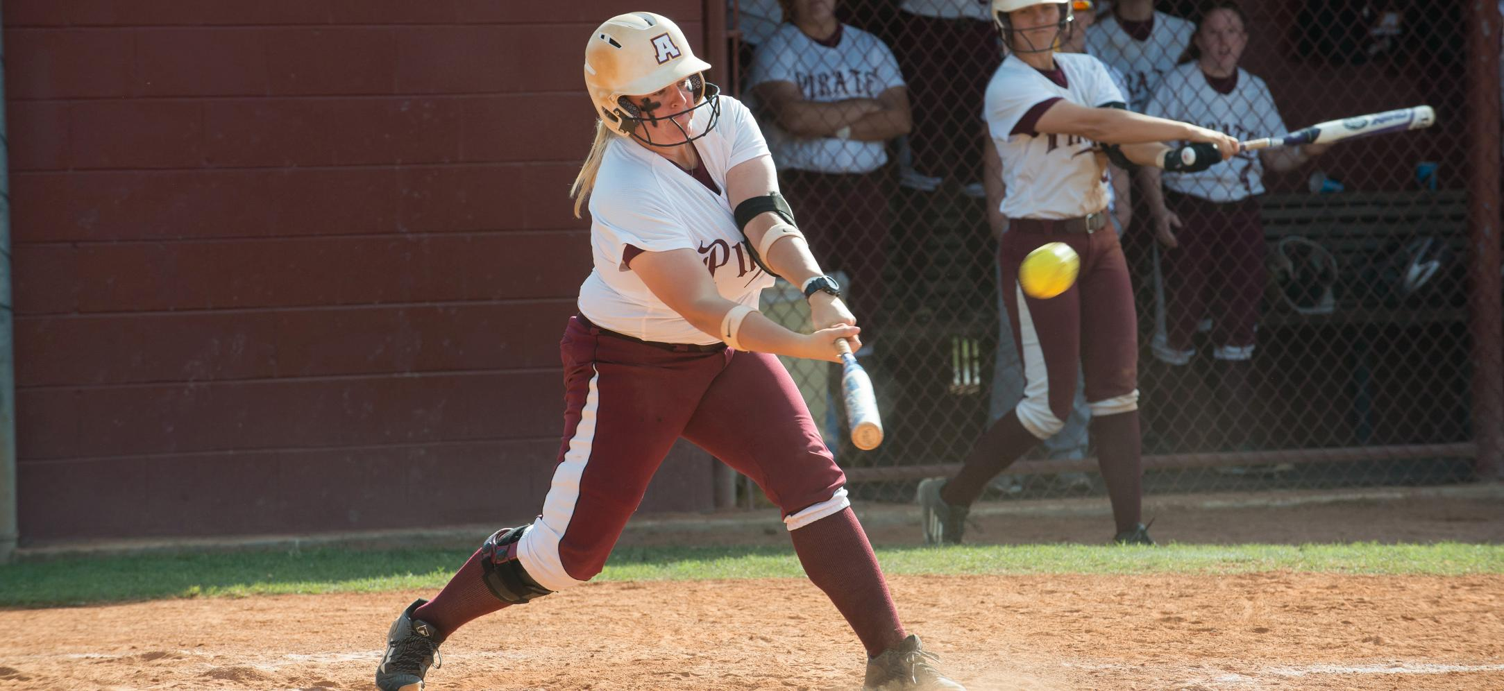 No. 3 Pirate Softball Splits Pair At Melbourne First Pitch Classic Saturday