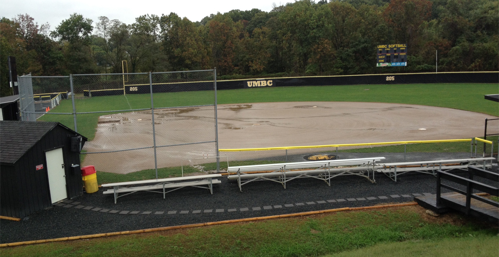 Softball Game Postponed Due to Rain; Schedule Revision