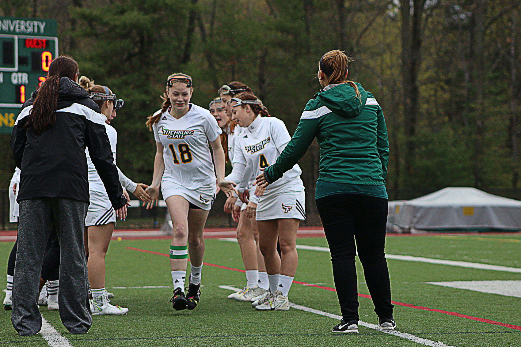 Fitchburg State Upended By Bridgewater State, 10-6