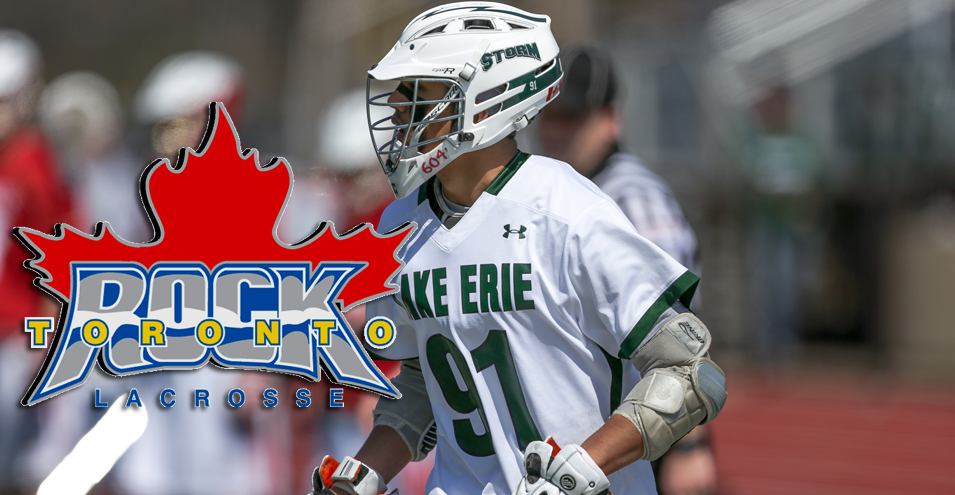 Keegan Bal Selected in National Lacrosse League Draft