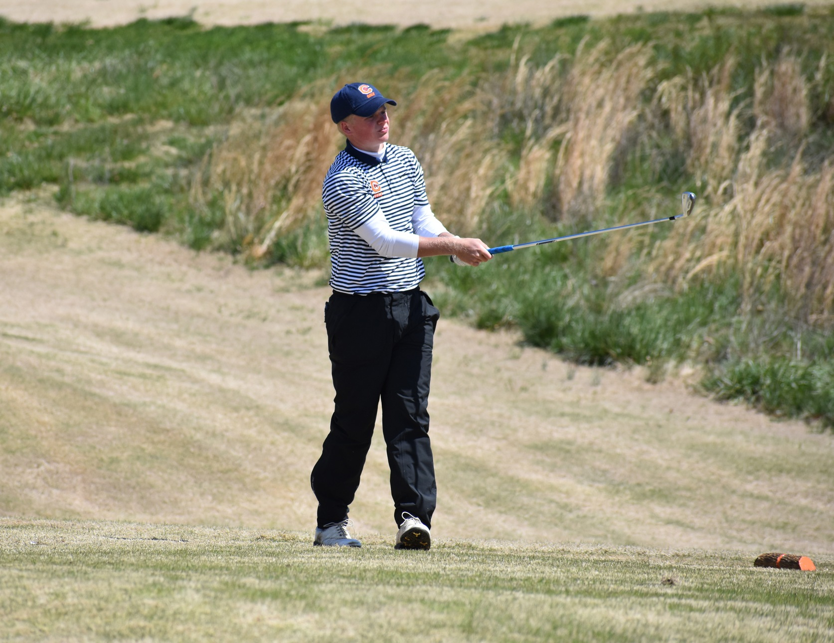 Final round comeback leaves No. 14/15 C-N fifth at SAC Championship
