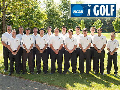 Men's Golf Receives NCAA Tourney Bid