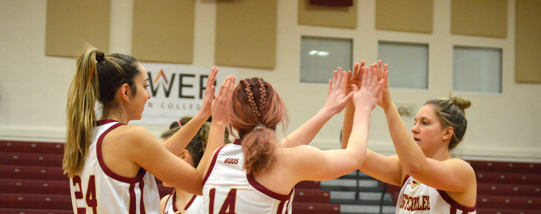 'Roo Women Cruise Past Texas Lutheran