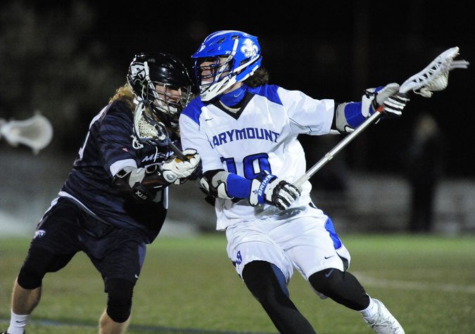 Men's Lacrosse Continues Its Winning Ways