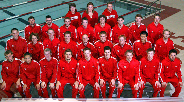 2008-09 Wittenberg Men's Swimming and Diving