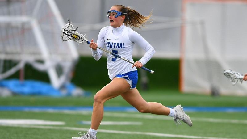 Women's Lacrosse Cruises to 16-4 Home Win Over Presbyterian