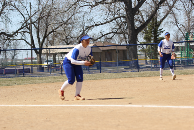 Softball Splits with Wildcats