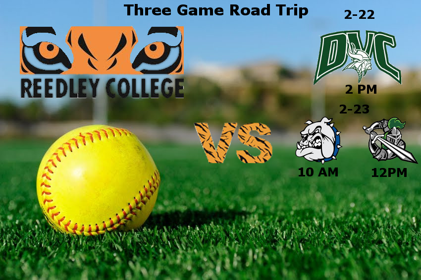 Tiger Softball On The Road