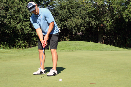Falcon golfers compete at Ripon Invite