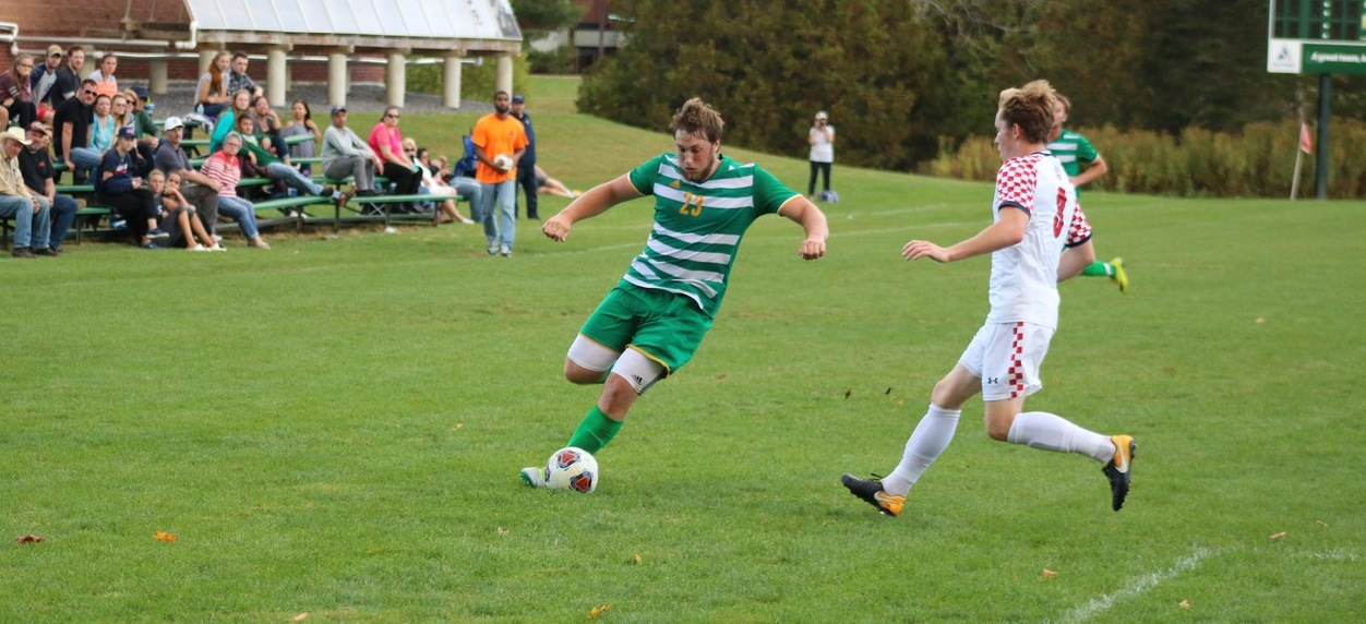 New England College shuts out Hornet men