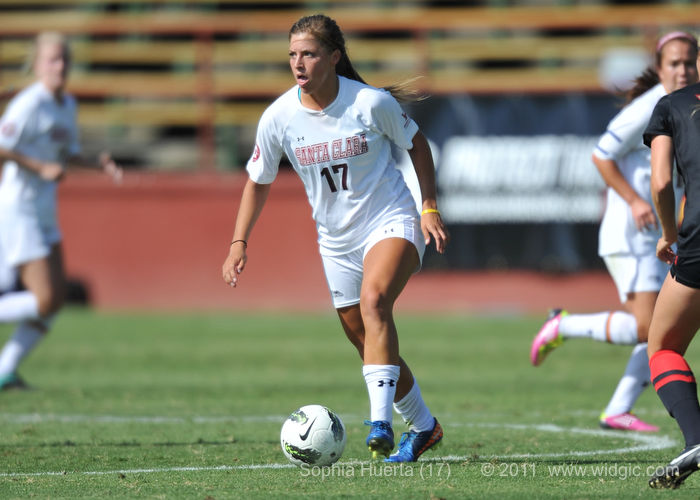 Santa Clara Rides Hat Trick To 5-0 Win Over San Diego State