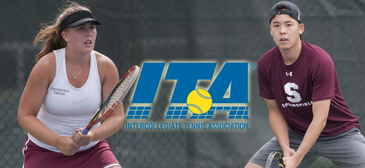 Men's and Women's Tennis Garner ITA All-Academic Team Honors; 14 Individually Recognized