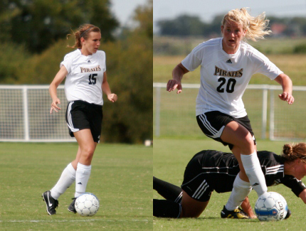 HOLIFIELD, MADISON SELECTED TO ALL-SCAC THIRD TEAM