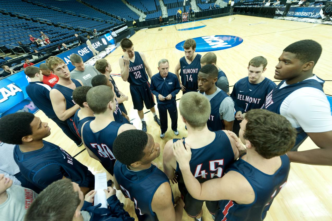 Men's Basketball Places Four on NABC Honors Court