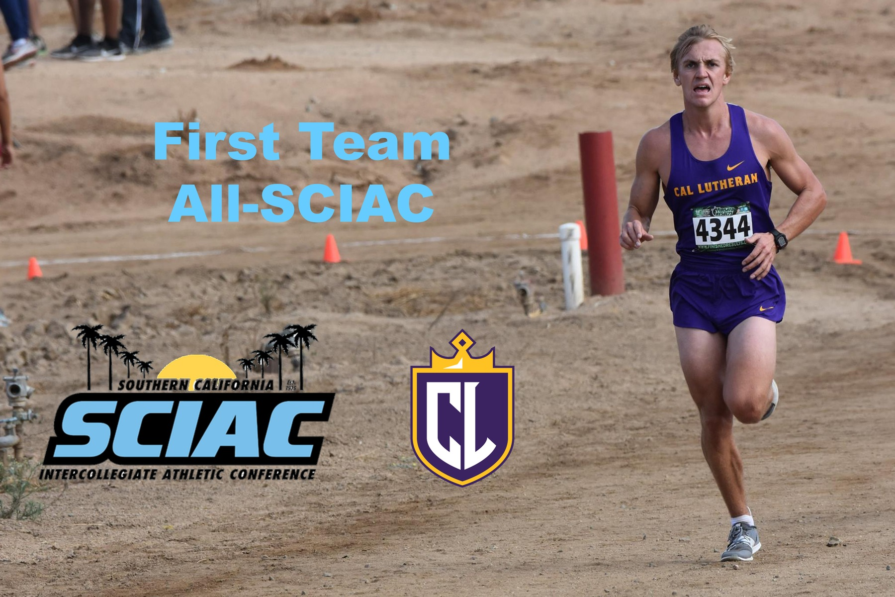 Kahovec earns First Team All-SCIAC