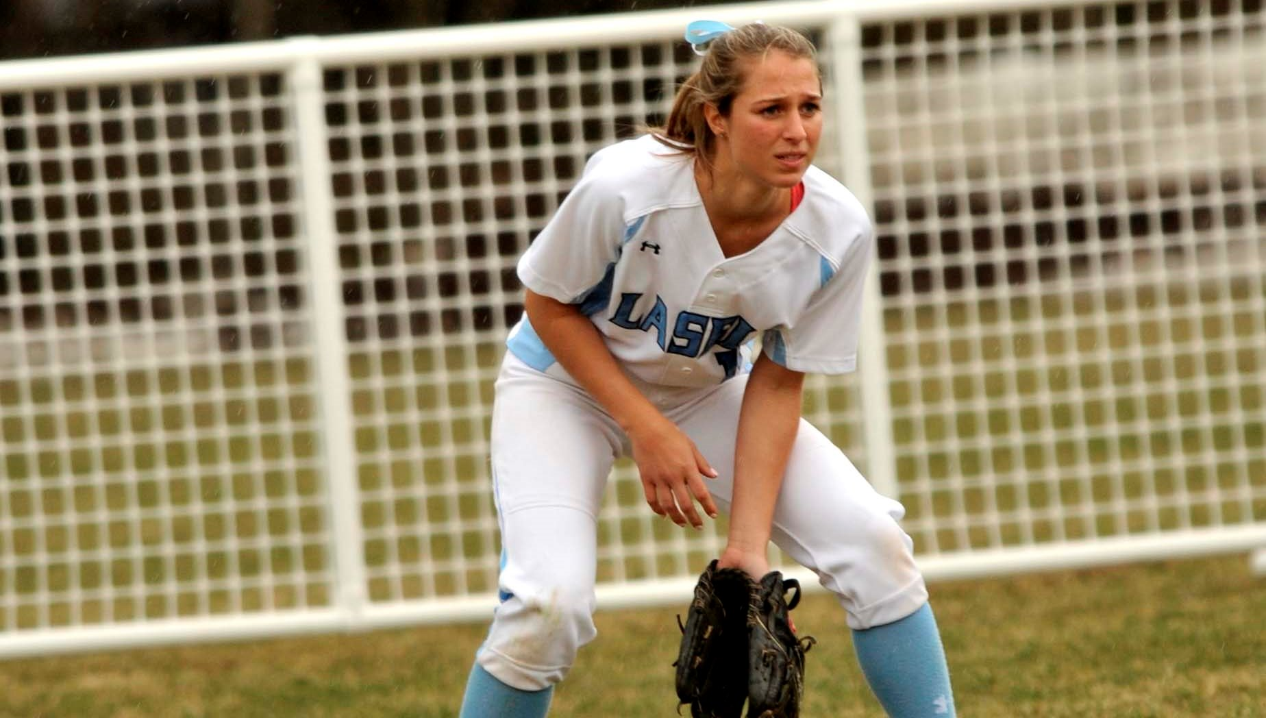 Grady Walk-Off Single Helps Lasell Sweep Lesley in Softball