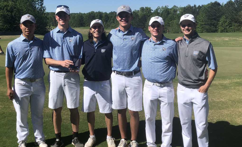 Emory Golf Finishes Second At Discover DeKalb Spring Invitational