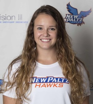 Chelsea Angulas, WS&D, Swimmer, New Paltz