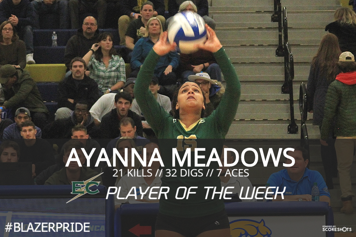 Meadows Is NECC Player Of The Week