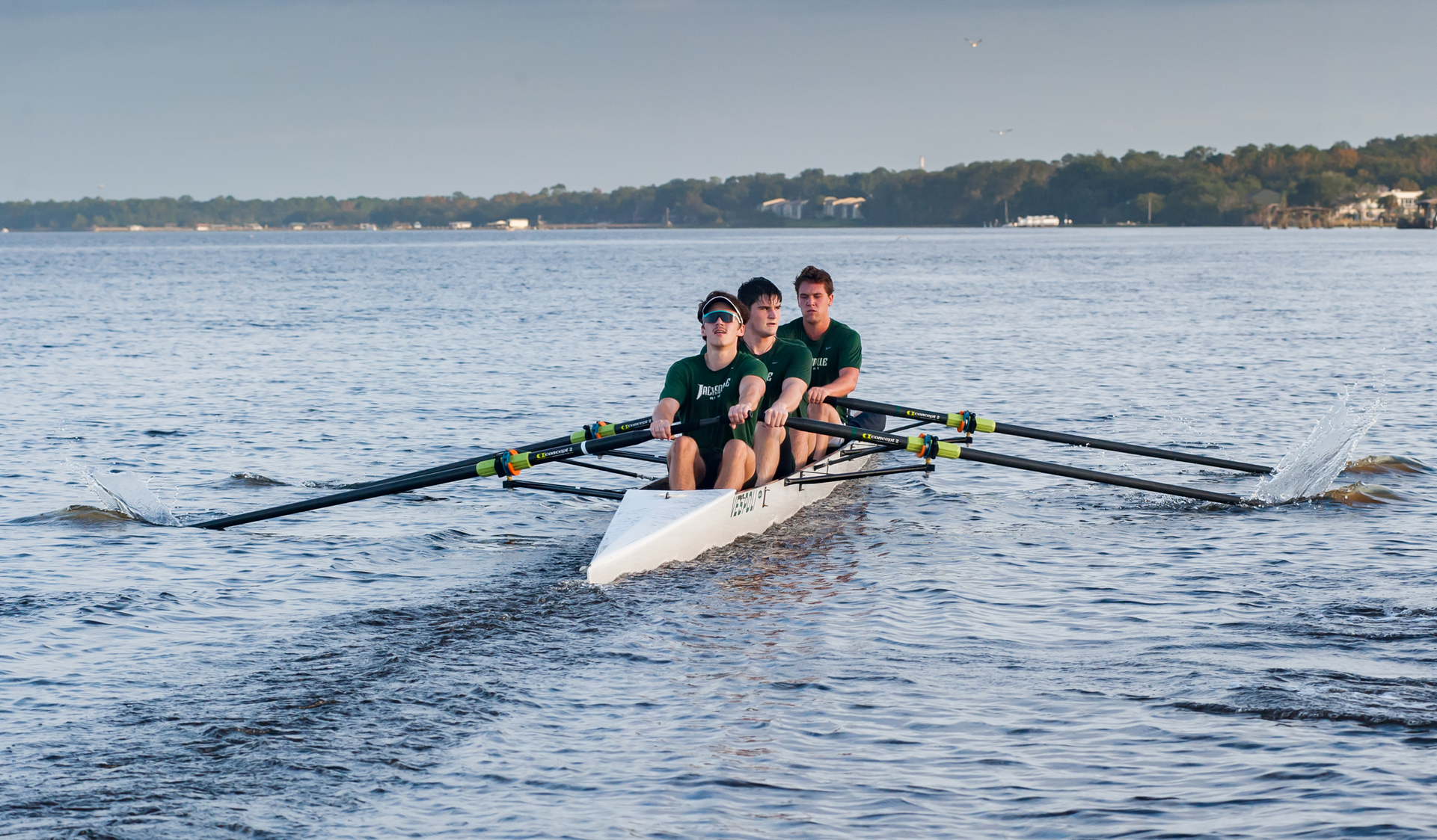 Men's Rowing Sprints to SIRA Semifinals