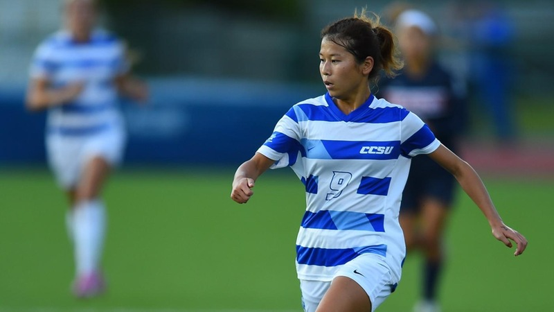 Brown Outlasts Women's Soccer 2-1 Sunday