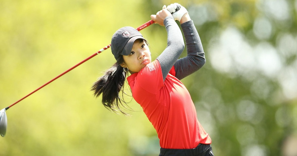 Women's Golf Leads Field After Opening Round of 2021 NCAA Championships