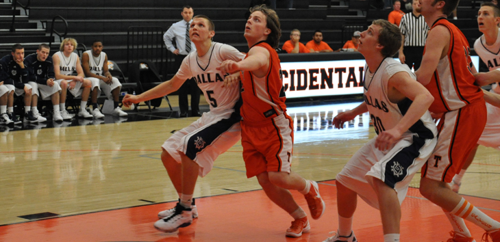 Second Half Charge Comes Up Short for Caltech
